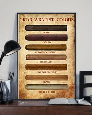 Cigar Wrapper Colors 11x17 Poster lifestyle-poster-2