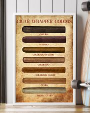 Cigar Wrapper Colors 11x17 Poster lifestyle-poster-4