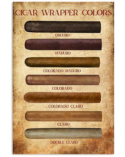 Cigar Wrapper Colors