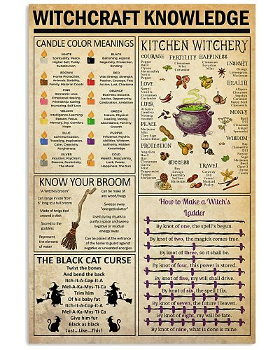 Witchcraft  Knowledge