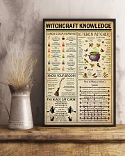 Witchcraft  Knowledge   24x36 Poster lifestyle-poster-3