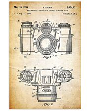 Camera 11x17 Poster front