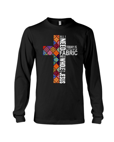 All i need is fabric