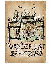 Wanderlust 11x17 Poster front