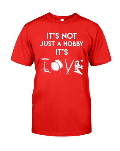It's Not Just A Hobby It's