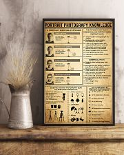 Portraits Photography 24x36 Poster lifestyle-poster-3