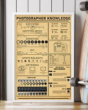 Photographer Knowledge 11x17 Poster lifestyle-poster-4