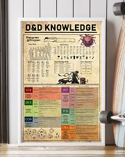Dungeons-Dragons Knowledge 11x17 Poster lifestyle-poster-4