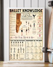 Ballet Knowledge 11x17 Poster lifestyle-poster-4
