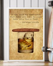 Whiskey And Cigar 11x17 Poster lifestyle-poster-4