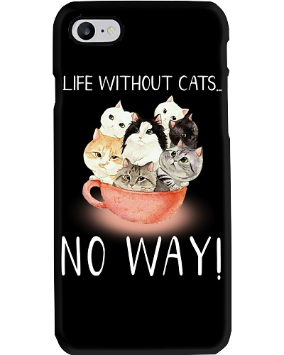 Life Without Cats No Way