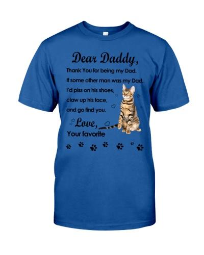 Dear Daddy Thank You