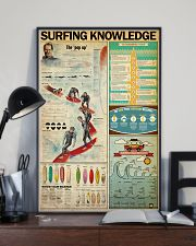 SURFING KNOWLEDGE  24x36 Poster lifestyle-poster-2