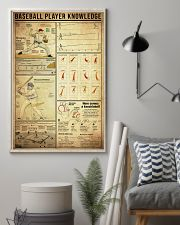 Baseball Knowledge  11x17 Poster lifestyle-poster-1