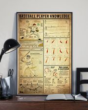 Baseball Knowledge  11x17 Poster lifestyle-poster-2