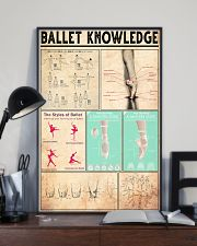 BALLET KNOWLEDGE  24x36 Poster lifestyle-poster-2