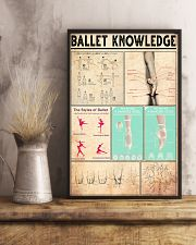 BALLET KNOWLEDGE  24x36 Poster lifestyle-poster-3