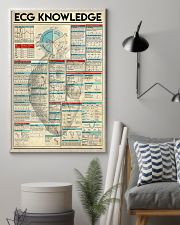 ECG KNOWLEDGE 11x17 Poster lifestyle-poster-1