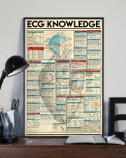 ECG KNOWLEDGE 11x17 Poster lifestyle-poster-2