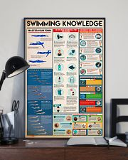 Swimming Knowledge 24x36 Poster lifestyle-poster-2