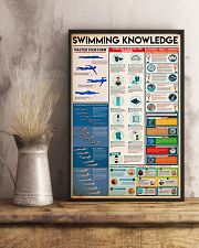 Swimming Knowledge 24x36 Poster lifestyle-poster-3
