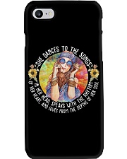She Dances To The Songs Phone Case thumbnail