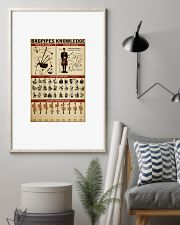 Bagpipes Knowledge 11x17 Poster lifestyle-poster-1