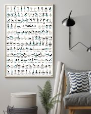 Yoga Posture  11x17 Poster lifestyle-poster-1