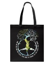 In The End Love Tote Bag thumbnail