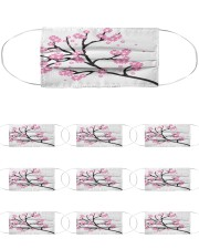 Spring Blossom Cloth Face Mask - 10 Pack front