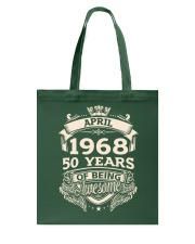 April-1968 Tote Bag thumbnail