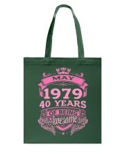 May-1979 Tote Bag thumbnail
