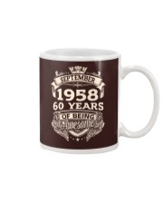 September - C1958 Mug thumbnail