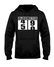 Oldometer-50 Hooded Sweatshirt thumbnail