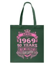 April-C1969 - 19 Tote Bag thumbnail