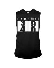 Oldometer-40 Sleeveless Tee thumbnail