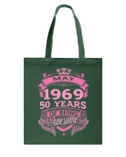 May-1969 Tote Bag thumbnail