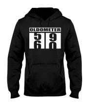 Oldometer-5960 Hooded Sweatshirt thumbnail