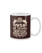 March-1958 Mug thumbnail