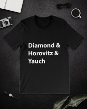 Diamond and Horovitz and Yauch Classic T-Shirt lifestyle-mens-crewneck-front-16
