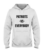 Patriots Vs Everybody Hooded Sweatshirt thumbnail