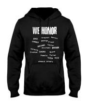 WE HONOR Hooded Sweatshirt thumbnail