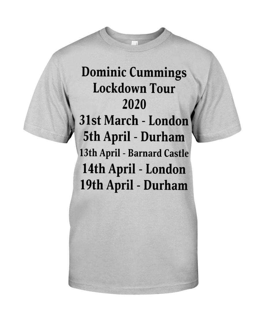 Lockdown Tour  Classic T-Shirt