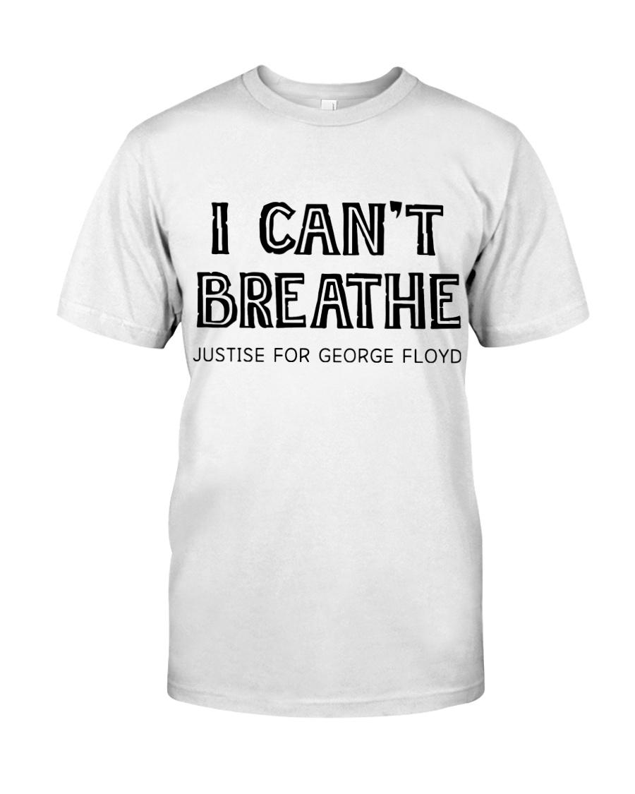 I Can not Breathe Classic T-Shirt