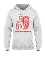 Unkown pleasures Hooded Sweatshirt thumbnail