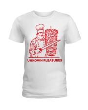 Unkown pleasures Ladies T-Shirt thumbnail