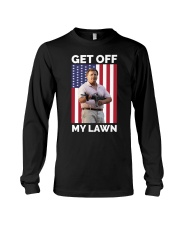 Get Off My Lawn Long Sleeve Tee thumbnail