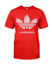 Cornhuskers Shirt Classic T-Shirt front