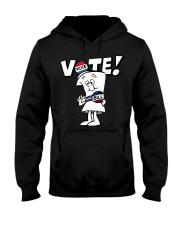 Ripple Junction Schoolhouse Rock Vote with Bill Ad Hooded Sweatshirt thumbnail