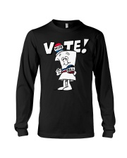 Ripple Junction Schoolhouse Rock Vote with Bill Ad Long Sleeve Tee thumbnail